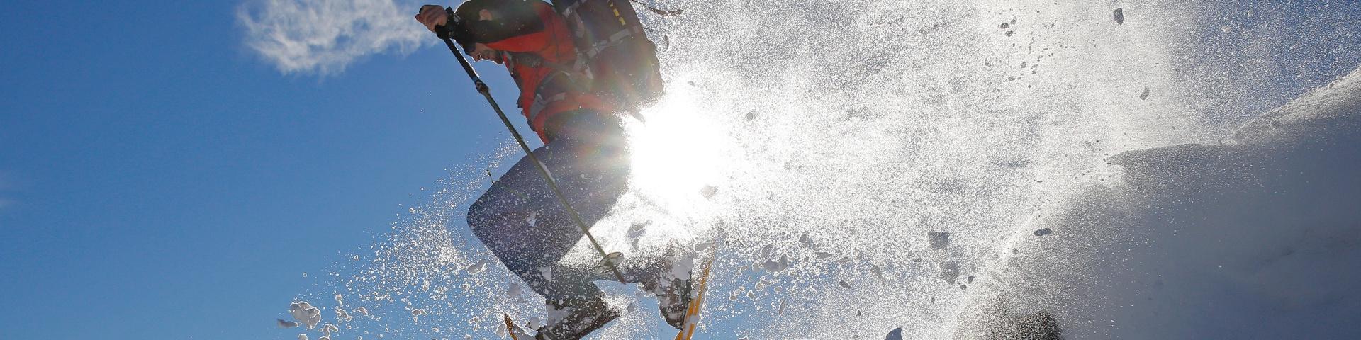 Schneeschuhwandern © Schladming-Dachstein/Herbert Raffalt